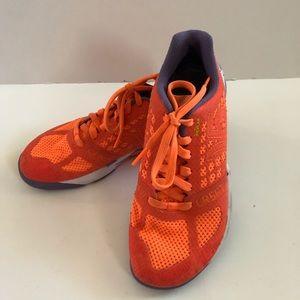 Reebok CrossFit sneakers girls size 4 1/2